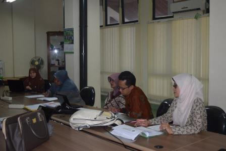 Opening Audit Internal Prodi Pascasarjana ITHH