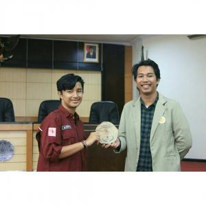 Himasiltan goes to Forestech UGM